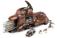 LEGO Star Wars Trade Federation MTT (7662) 100% Complete