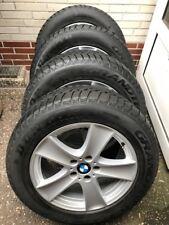 Winterräder BMW X 5 E70 Winterreifen Dunlop ca.7 mm RSC  DOT 2012 Alufelgen BMW