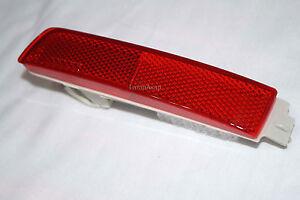 Rear Side Reflector Marker Light Lamp Driver Side Fit 2013-2017 Sentra