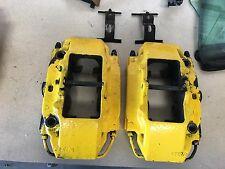 Porsche 911 996 OEM Brembo Rear Brake Calipers Left & Right 996352421 / 22