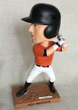 MLB Baseball Nick Markakis Baltimore Orioles & Atlanta Braves, Bobblehead