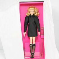BEST IN BLACK SILKSTONE BARBIE DOLL 2019 GOLD LABEL MATTEL GHT43 NRFB