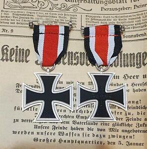 Eisernes Kreuz 2. Klasse 1939 - Sammleranfertigung