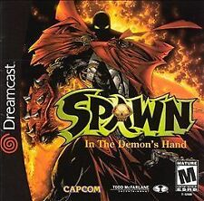 Spawn: In the Demon's Hand (Sega Dreamcast, 2000) - Japanese Version