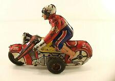 SFA France motocyclette moto motard friction 10 cm tôle tintoy pour restauration