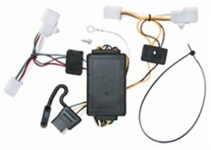 Trailer Connector Kit-Wiring T-one Connector Draw-Tite fits 07-10 Scion tC