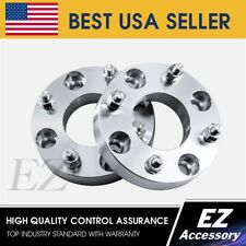 """2 Wheel Adapters 4x110 Mazda RX7 To 4x156 Wheels Thickness 1"""""""