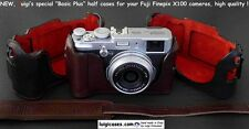 LUIGI BASIC PLUS CASE FUJI X100-S GRIP,STRAP,UPS/DHL INCL,REDUCED BARGAIN PRICE.