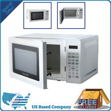 Digital Kitchen Microwave Oven Home Office LED Countertop Small Appliance New