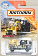 MATCHBOX 2019 MBX CONSTRUCTION MBXCAVATOR
