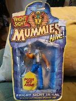 Mummies Alive Fright Sight Ja-kal Action Figure