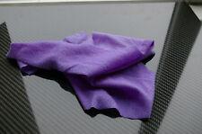 Púrpura Sparkle Cepillado Poliéster-Craft/Teatro Tejido Especial - 135cm de ancho