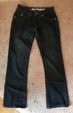 Men's Hollywood The Jean People Dark Wash Boot Cut Jeans 30 X 30