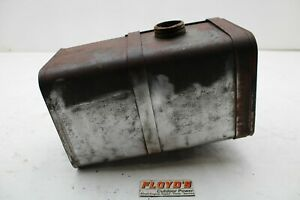 Briggs & Stratton 8HP 195432 OEM Fuel Gas Tank, Straps & Bracket 290816 291367