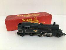 TRIANG R59 BR 82004 2-6-2T CLASS 3MT BLACK TANK LOCO ORIGINAL BOXED OO Gauge