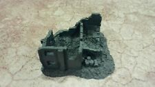 15mm JR Miniatures Stalingrad Destroyed Apartment Building OOP 5
