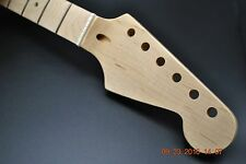New Canadian Maple Guitar Neck for Strat Stratocaster Maple Fretboard