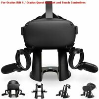 For Oculus Rift S / Oculus Quest Headset AMVR VR Stand Headset Display Holder