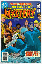 HOUSE OF MYSTERY #289 FN- KUBERT & DEMATTEIS CLASSIC BRONZE AGE HORROR 1981