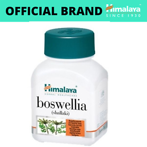 Himalaya Boswellia | All Natural Support for Joint Care and Mobility | 60 Caps