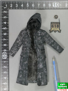 1:12 Scale DAMTOYS SIP001C Solomon in Plan BAAL - Camouflage Coat w/ Patches