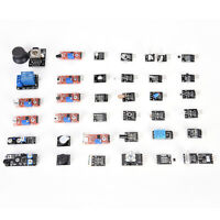 Ultimate 37 in 1 Sensor Modules Kit for Arduino & MCU Education User Portable DS