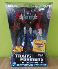 Transformers FE PRIME Hasbro Asia First Edition Voyager Optimus Prime (MISB)