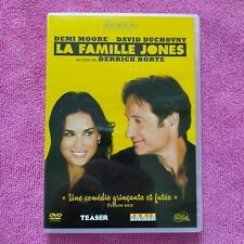 dvd film La Famille Jones avec Demi Moore