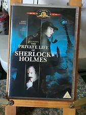 The Private Life of Sherlock Holmes 1970 DVD  Robert Stephens, Christopher Lee