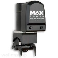 12V Bugstrahlruder Max Power CT45 Tunnelrohr Elektroruder Querstrahlruder Boot