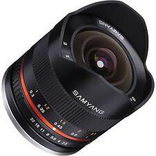 Samyang Fisheye 8mm f2.8 II [Fuji X]
