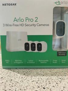 NETGEAR Arlo Pro 2 Wireless Security Camera System
