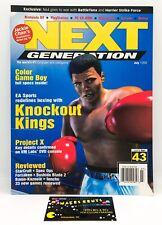 Next Generation Magazine #43 July 1998 Nintendo PlayStation PS1 Ali Cover