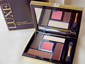 AVON LUXE EYESHADOW PALETTE ~ COCOA COUTURE ~ *BRAND NEW*
