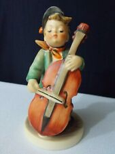 "Hummel Figurine ""Sweet music"" boy playing cello."