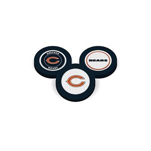 Team Golf Chicago Bears Poker Chip With Magnetic Ball Marker  2 Sides