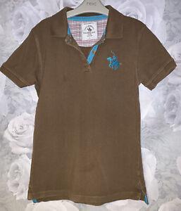 Boys Age 13-14 Years - Santa Barbara Polo & Racquet Club Polo Shirt