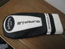 Adams Speedline Super LS Driver Headcover Excellent!!