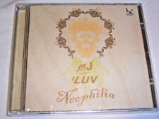CD - Dr.J presents Luv Neophilia (2007) Sealed Neu OVP - S 2