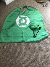 Kids Green Lantern Cape