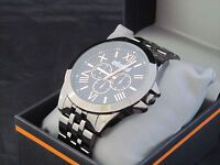 Kenneth Cole Unlisted Mens Stainless Steel Watch UL 0897
