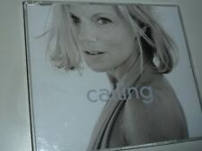 GERI HALLIWELL Calling UK 3 Mix PROMO CD MINT SPICE GIRLS WIP Work In Progress