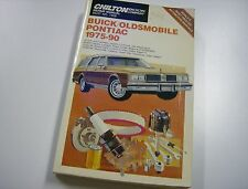 CHILTON #7308 SHOP REPAIR MANUAL BUICK OLDSMOBILE PONTIAC 1975-90 FREE SHIPPING