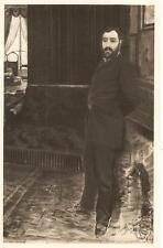 G. DE NITTIS  -  Autoritratto ( pastello ) - BARLETTA - Pinacoteca Comunale