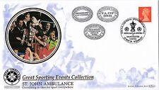 (39068) GB Benham Cover FA Cup Final Manchester Utd v Newcastle Wembley 1999