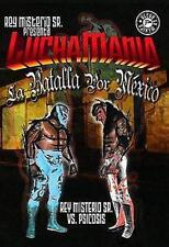 Lucha Mania: La Batalla por Mexico DVD Region 1
