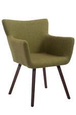 Chaise de salle à manger vert pour le salon