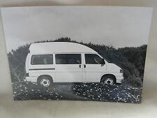 V0011) VW T4 California Coach mit Compactdach - Presse Foto press photo 06.1995