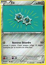 A512 Carte Pokémon Tic 50pv 71 114 XY Offensive Vapeur