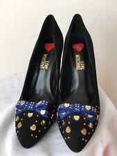 Moschino Shoes Heels 38